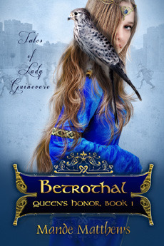 Betrothal (Queen's Honor, #1)