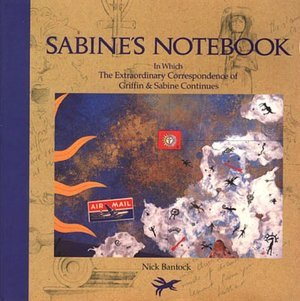 Sabine's Notebook by Nick Bantock