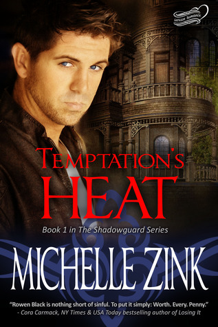 Temptation's Heat (The Shadowguard, #1)