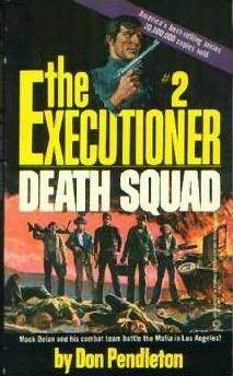 Death Squad by Don Pendleton