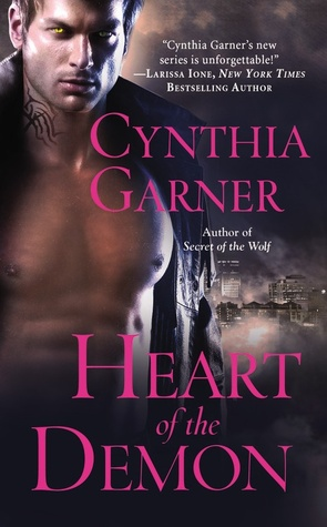 Heart of the Demon by Cynthia Garner