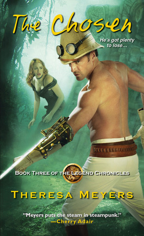 The Chosen (The Legend Chronicles, #3)