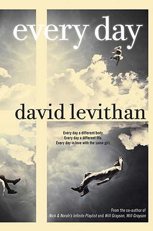 Cover of David Levithan's novel Every Day