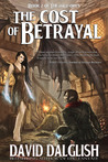 The Cost of Betrayal (The Half-Orcs, #2)