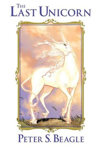 The Last Unicorn by Peter Gillis