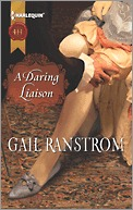 A Daring Liaison (Hunter Brothers #5)