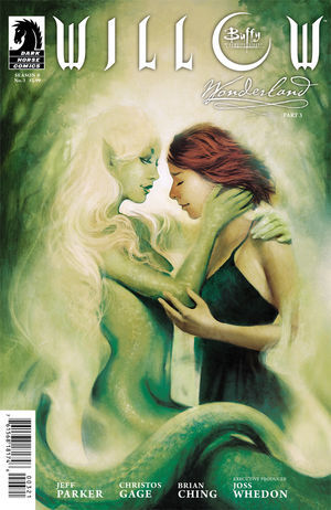 Willow: Wonderland (Buffy the Vampire Slayer Season 9: Willow #3)