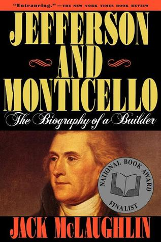 Jefferson and Monticello by Jack McLaughlin