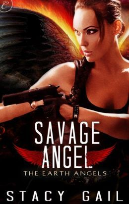 Review: Savage Angel by Stacy Gail