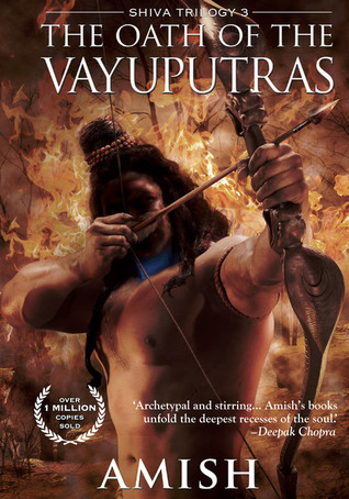 The Oath of the Vayuputras (Shiva Trilogy, #3)