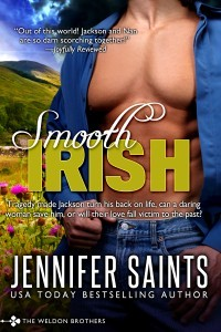 Smooth Irish by Jennifer Saints