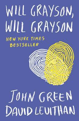 3 stars to Will Grayson, Will Grayson  by John Green