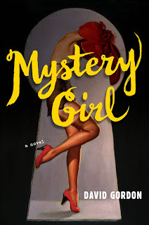 Mystery Girl by David     Gordon