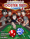 Rooster Teeth Comics Year Four (Rooster Teeth Comics, #4)