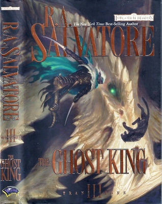 Transitions 03 - The Ghost King (REQ) - R.A. Salvatore