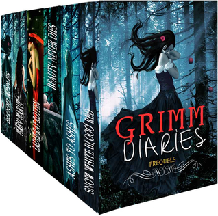 The Grimm Diaries Prequels volume 1- 6: Snow White Blood Red, Ashes to Ashes & Cinder to Cinder, Beauty Never Dies, Ladle Rat Rotten Hut, Mary Mary Quite Contrary, Blood Apples [Kindle Edition]