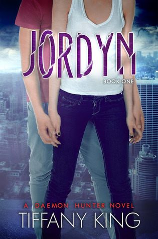 Jordyn (A Daemon Hunter Novel, #1)