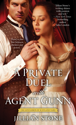 A Private Duel with Agent Gunn (The Gentlemen of Scotland Yard, #3)