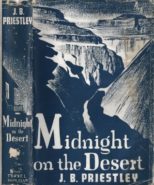 Midnight On The Desert