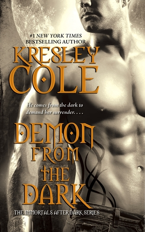 Demon from the Dark (Immortals After Dark #10)