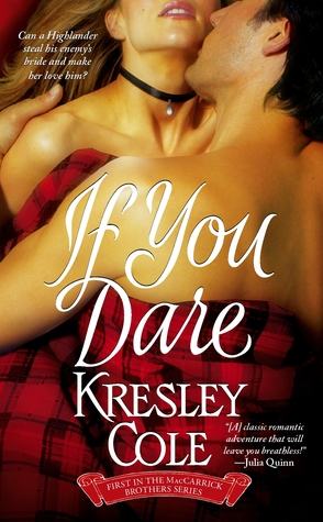 If You Dare (MacCarrick Brothers, #1)
