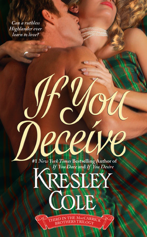 If You Deceive by Kresley Cole