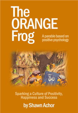 The Orange Frog How One Spark Change An Island By Shawn