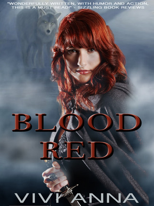 Blood Red by Vivi Anna