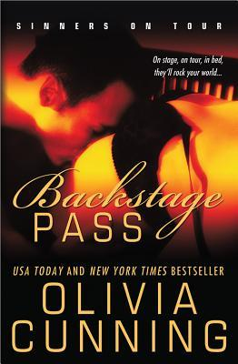Backstage Pass (Sinners on Tour #1) - Olivia Cunning