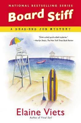 Board Stiff (A Dead-End Job Mystery, #12)
