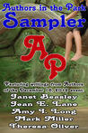 Authors in the Park Sampler by Mark  Miller