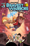 Bravest Warriors #3 by Joey Comeau