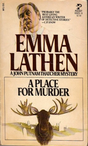 A Place for Murder by Emma Lathen