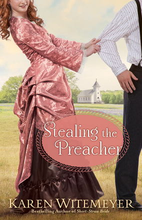Stealing the Preacher (Archer Brothers, #2)