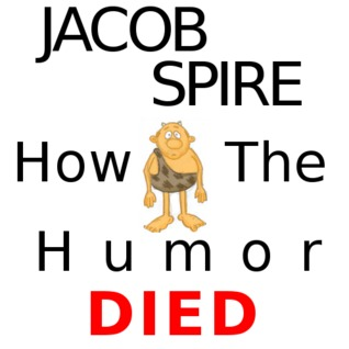 How The Humor Died