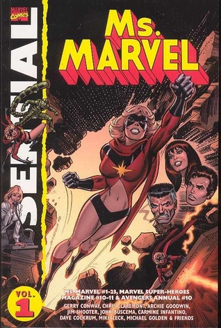 Essential Ms. Marvel, Vol. 1 by Gerry Conway