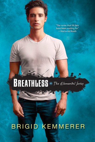 Breathless  (Elemental, #2.5)