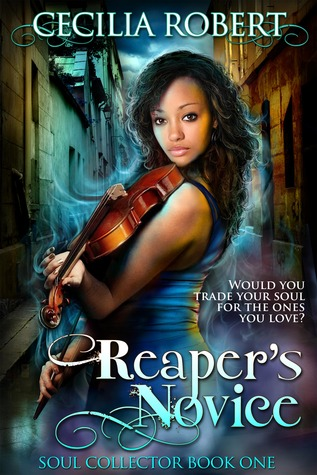 Reaper's Novice (Soul Collector  #1)