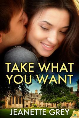Post Thumbnail of Dual Review: Take What You Want by Jeanette Grey
