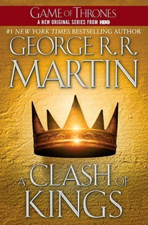 Goodreads | A Clash of Kings  (A Song of Ice and Fire, #2)