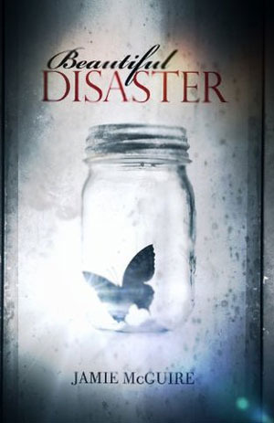 Book Cover Beautiful Disaster by Jamie McGuire