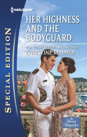 Her Highness and the Bodyguard (Bravo Royales, #4)