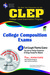 CLEP College Composition Exams w/ TestWare CD