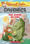 The Stone of Fire (Geronimo Stilton Cavemice #1)