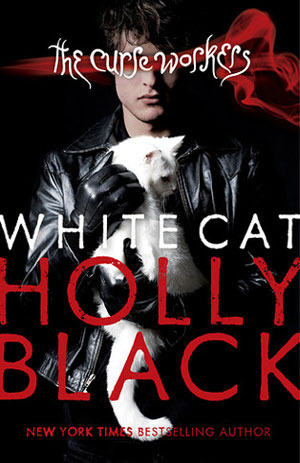 Book View: White Cat