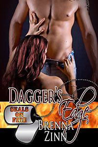 Dagger's Edge (SEALs On Fire #2)