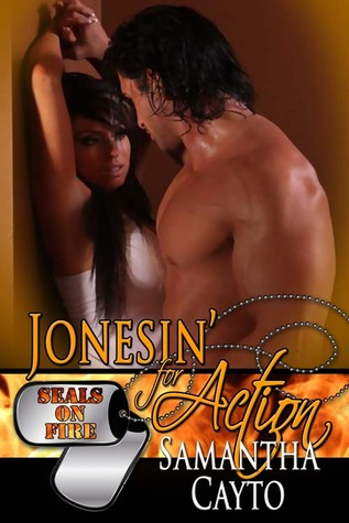 Jonesin' For Action by Samantha Cayto