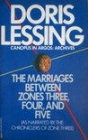 The Marriages Between Zones Three, Four, and Five