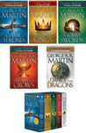 A Song of Ice and Fire series: 5-Book Boxed Set