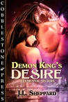 Demon King's Desire (Elemental Sisters)